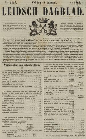 Leidsch Dagblad 1867-01-18