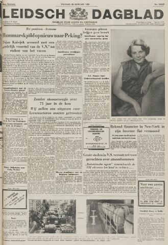 Leidsch Dagblad 1955-01-28