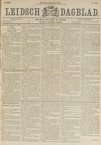 Leidsch Dagblad 1894-07-12