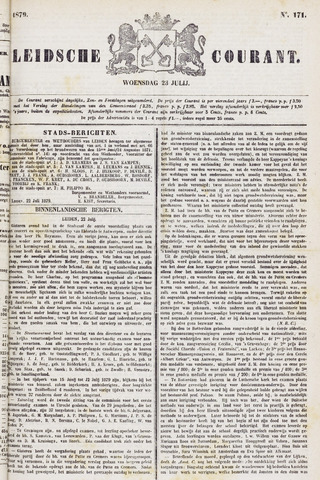 Leydse Courant 1879-07-23