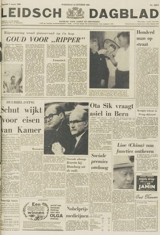 Leidsch Dagblad 1968-10-16