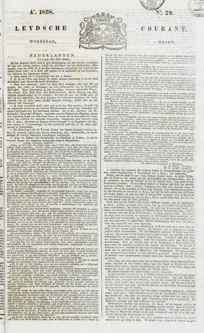 Leydse Courant 1838-03-07