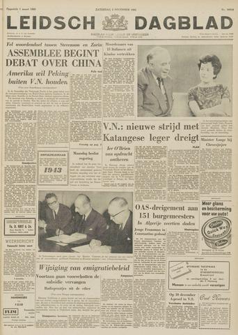 Leidsch Dagblad 1961-12-02