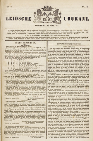 Leydse Courant 1873-01-16