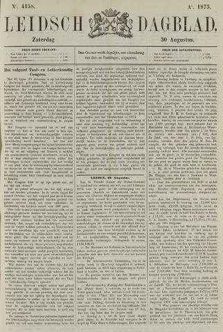 Leidsch Dagblad 1873-08-30
