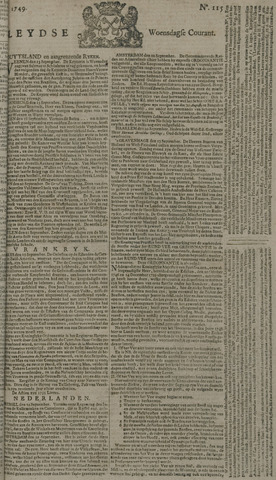 Leydse Courant 1749-09-24