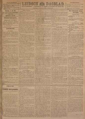 Leidsch Dagblad 1923-07-11