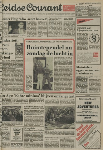 Leidse Courant 1981-04-11