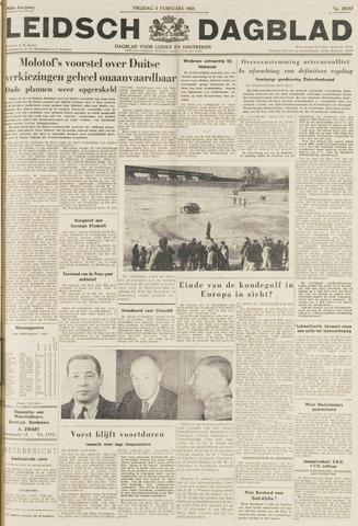Leidsch Dagblad 1954-02-05