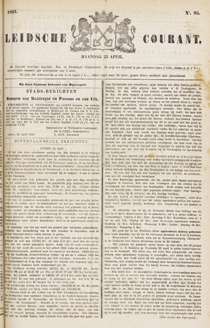 Leydse Courant 1883-04-23