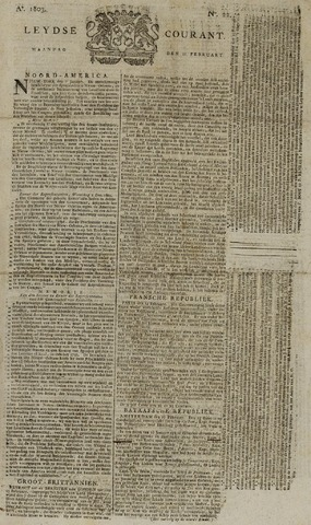 Leydse Courant 1803-02-21