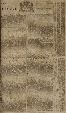 Leydse Courant 1752-09-18
