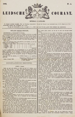 Leydse Courant 1885-01-06