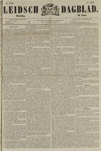 Leidsch Dagblad 1870-06-21