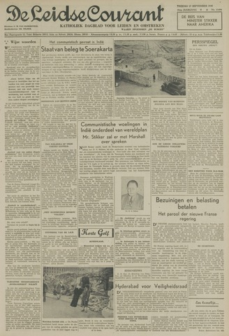 Leidse Courant 1948-09-17