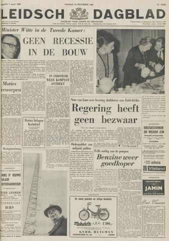 Leidsch Dagblad 1966-12-23