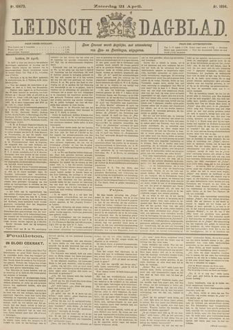 Leidsch Dagblad 1894-04-21
