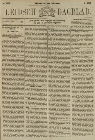 Leidsch Dagblad 1890-03-31