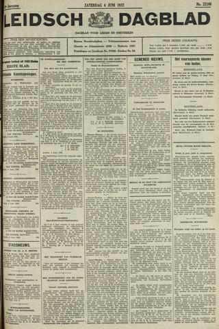 Leidsch Dagblad 1932-06-04