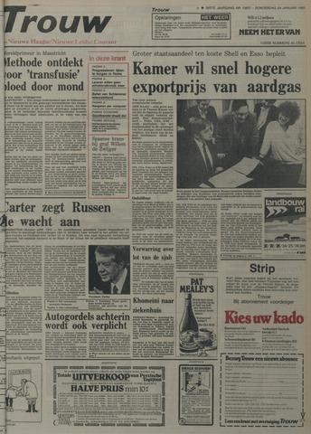 Nieuwe Leidsche Courant 1980-01-24