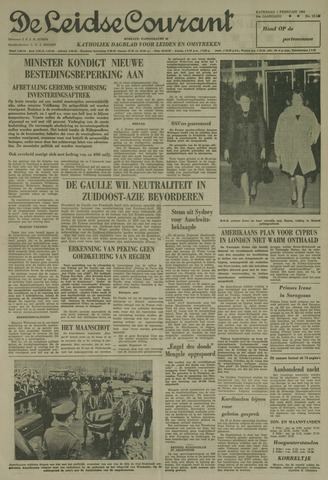 Leidse Courant 1964-02-01