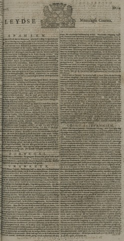 Leydse Courant 1727-01-27