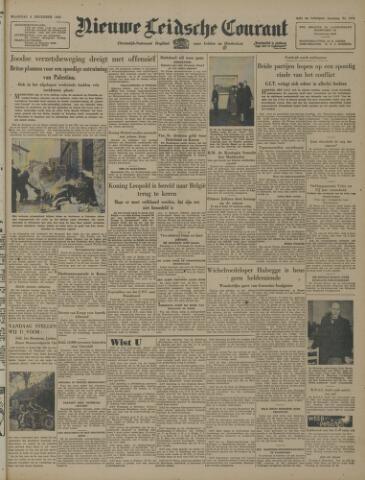 Nieuwe Leidsche Courant 1947-12-08