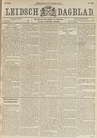 Leidsch Dagblad 1894-08-20