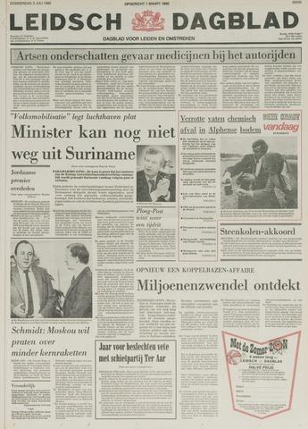 Leidsch Dagblad 1980-07-03