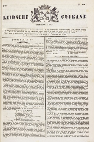 Leydse Courant 1877-05-12
