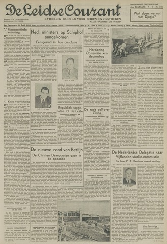 Leidse Courant 1948-12-08