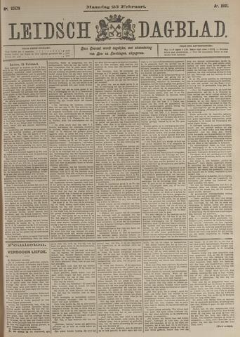 Leidsch Dagblad 1901-02-25