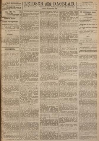 Leidsch Dagblad 1923-05-04