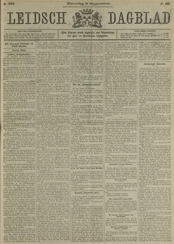 Leidsch Dagblad 1911-09-09