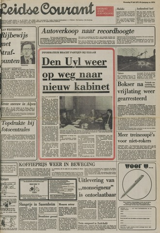 Leidse Courant 1977-07-27