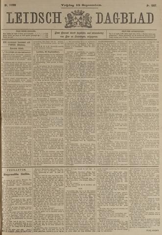 Leidsch Dagblad 1907-09-13