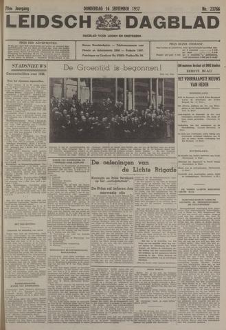 Leidsch Dagblad 1937-09-16