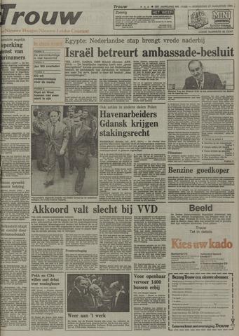 Nieuwe Leidsche Courant 1980-08-27