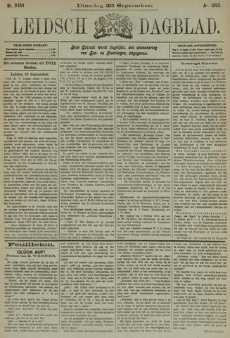 Leidsch Dagblad 1890-09-23