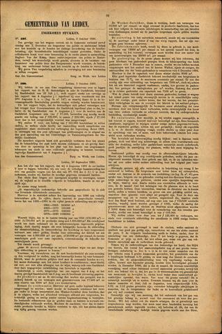 Handelingen van de Raad 1881-10-03