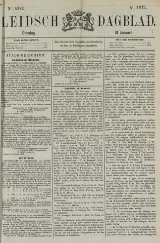Leidsch Dagblad 1875-01-19
