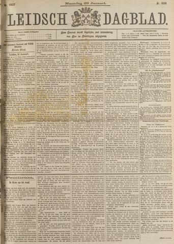 Leidsch Dagblad 1899-01-23