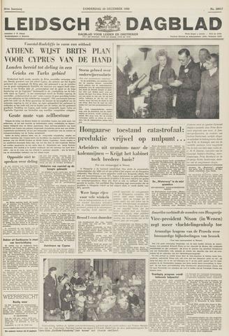 Leidsch Dagblad 1956-12-20