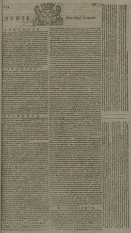 Leydse Courant 1744-03-02