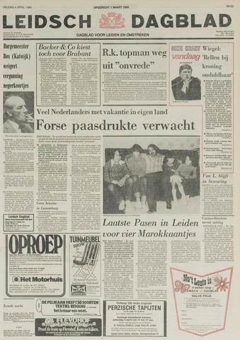 Leidsch Dagblad 1980-04-04