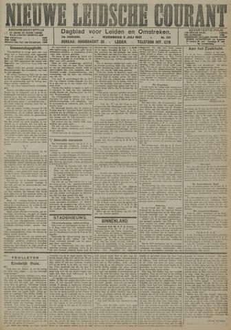 Nieuwe Leidsche Courant 1921-07-06