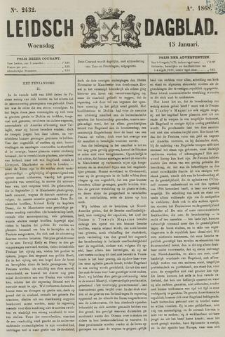 Leidsch Dagblad 1868-01-15
