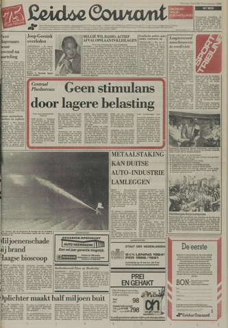 Leidse Courant 1984-05-14