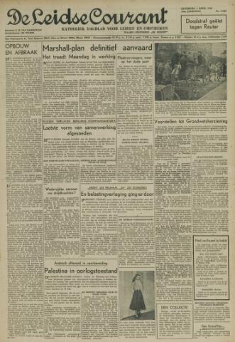 Leidse Courant 1948-04-03