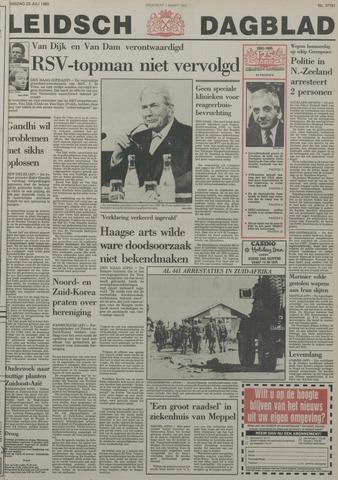 Leidsch Dagblad 1985-07-23